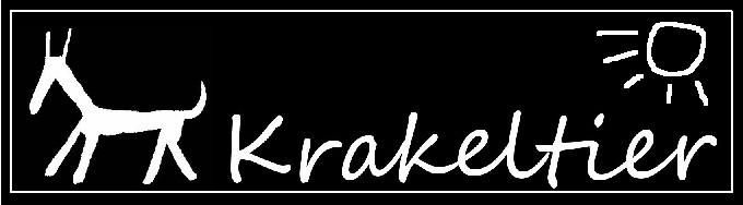 Krakeltier Logo